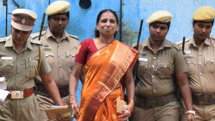 Nalini Shriharan attempys suicide