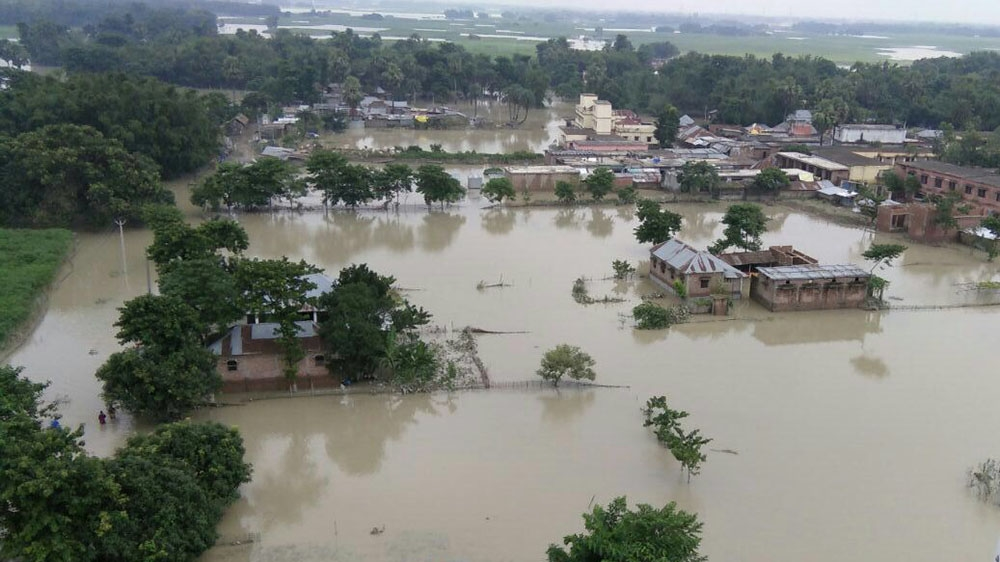flood in bihar, flood in assam, weather forecast