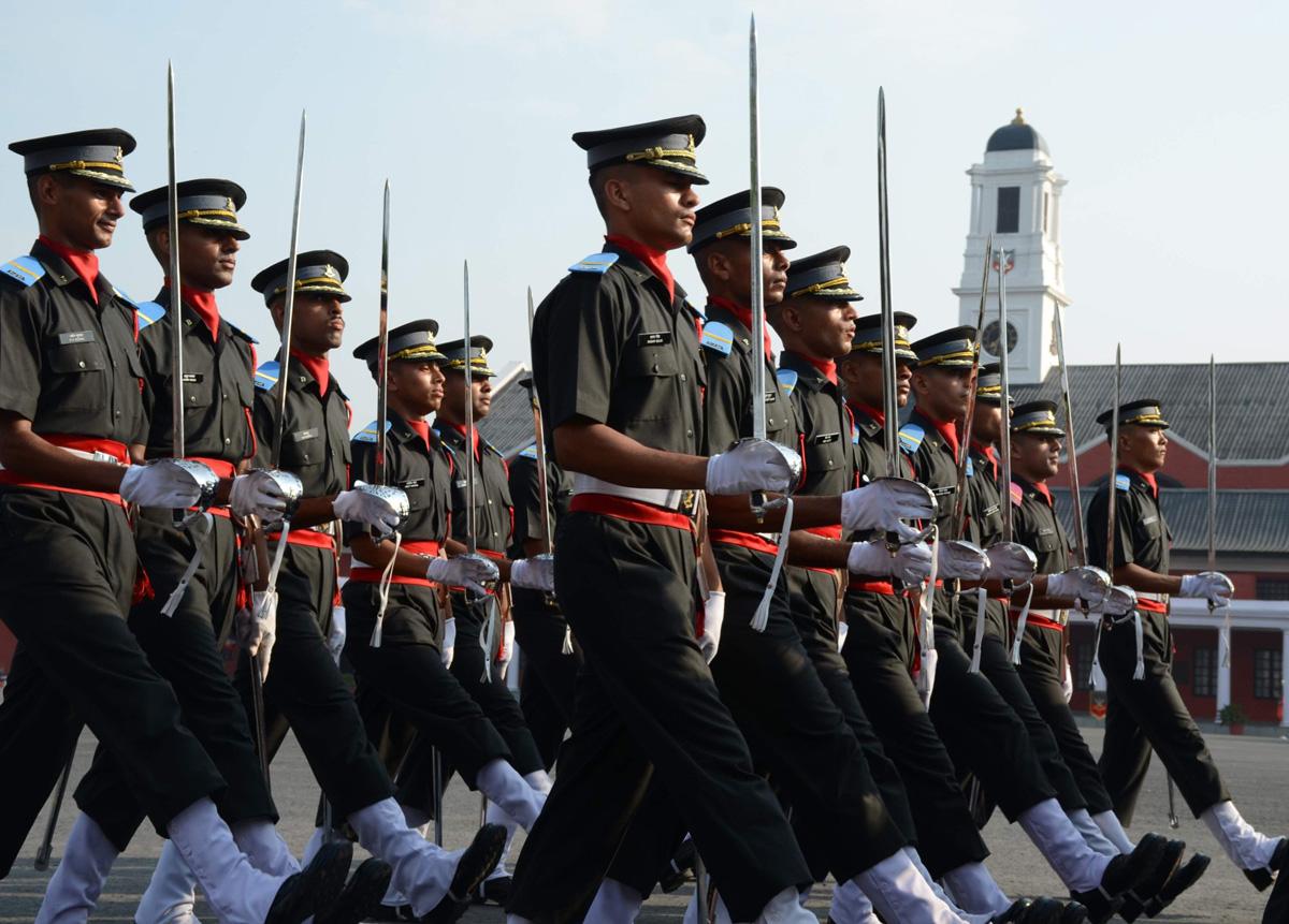Indian Army TGC Recruitment 2020