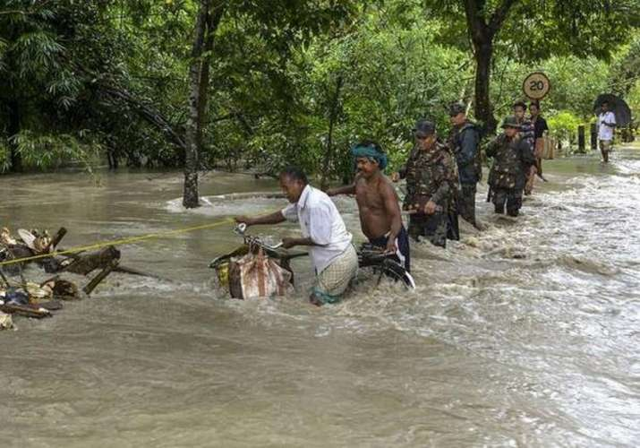 assamflood, assamfloodlatestnews, assamnews, assamfloodnews