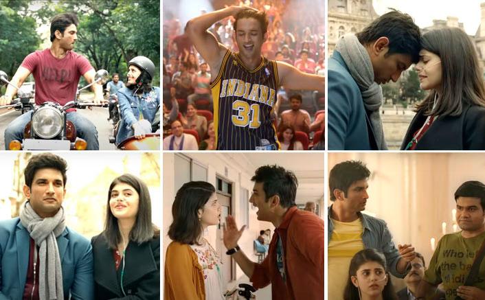 sushant singh rajput last film dil bechara