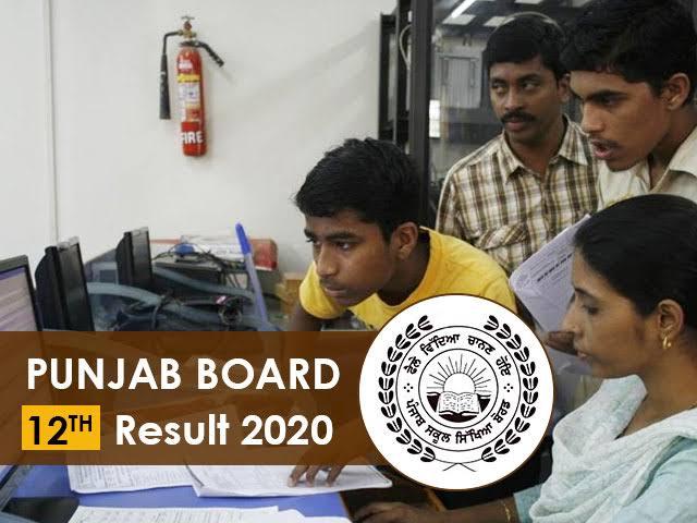 PSEB 12th Result 2020