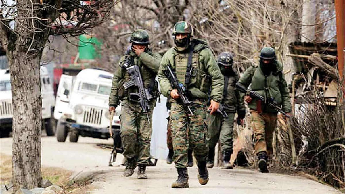 terrorist killed in jammu kashmir