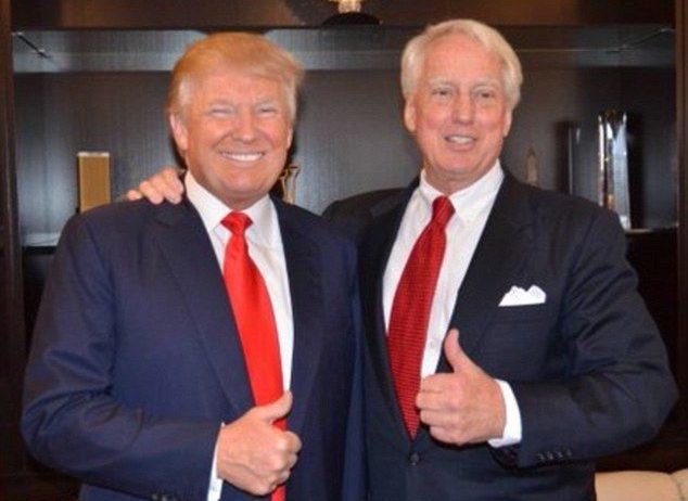 Donald trump brother dies