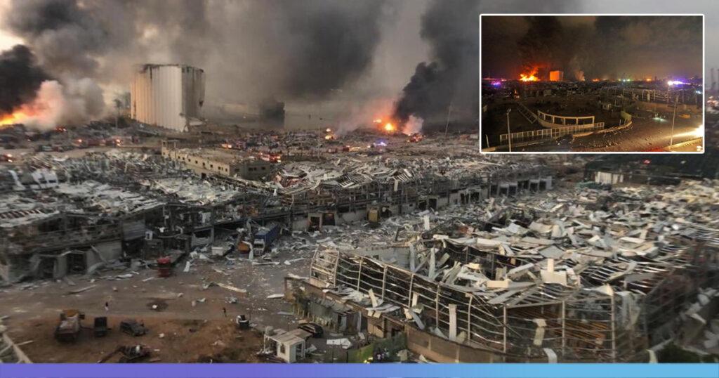 lebanon blast, beirut blast