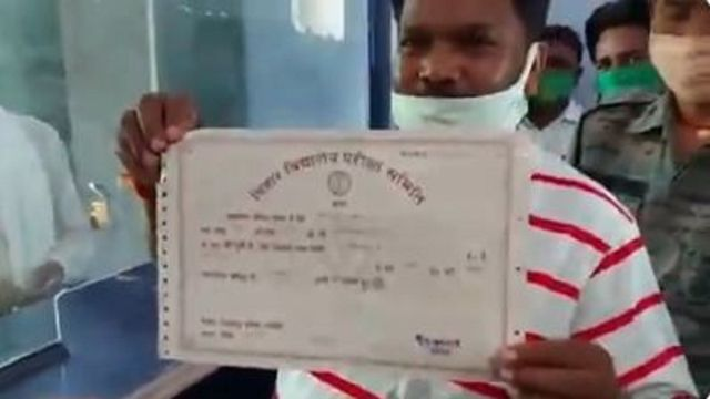 Jharkhand education minister registered for class 11