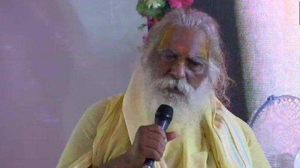 Mahant Nritya Gopal corona positive
