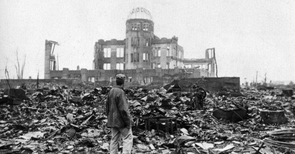 Hiroshima Nagasaki Atomic bombings