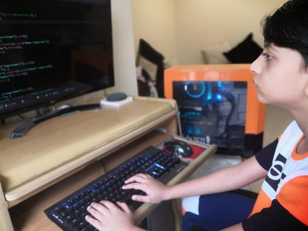 youngest Microsoft Certified Web Developer