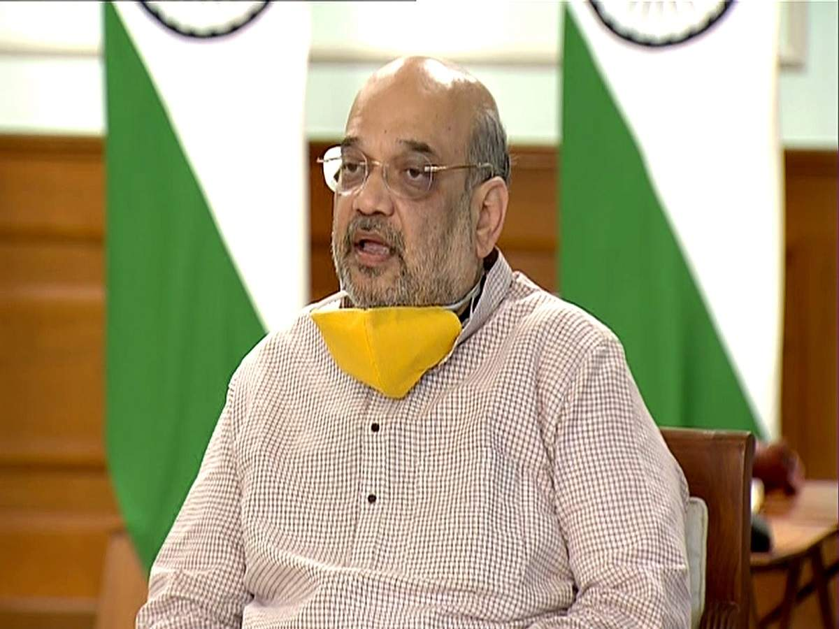 Amit Shah admitted in AIIMS