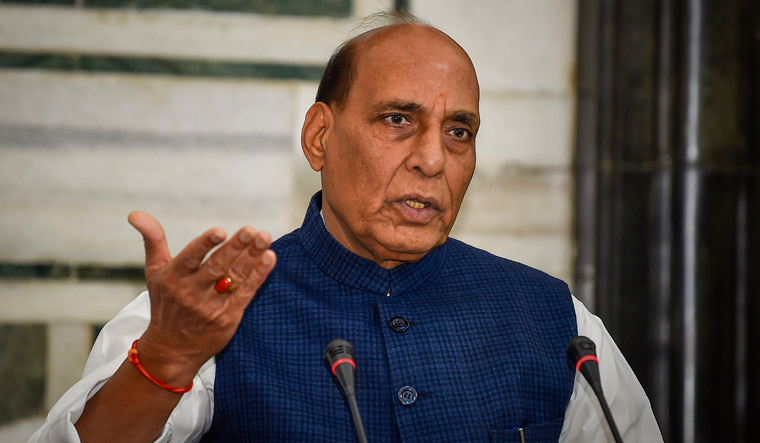 Rajnath Singh bans import of 101 defence items