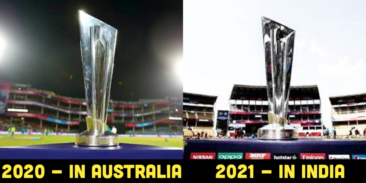 ICC 2021 T20 world cup India