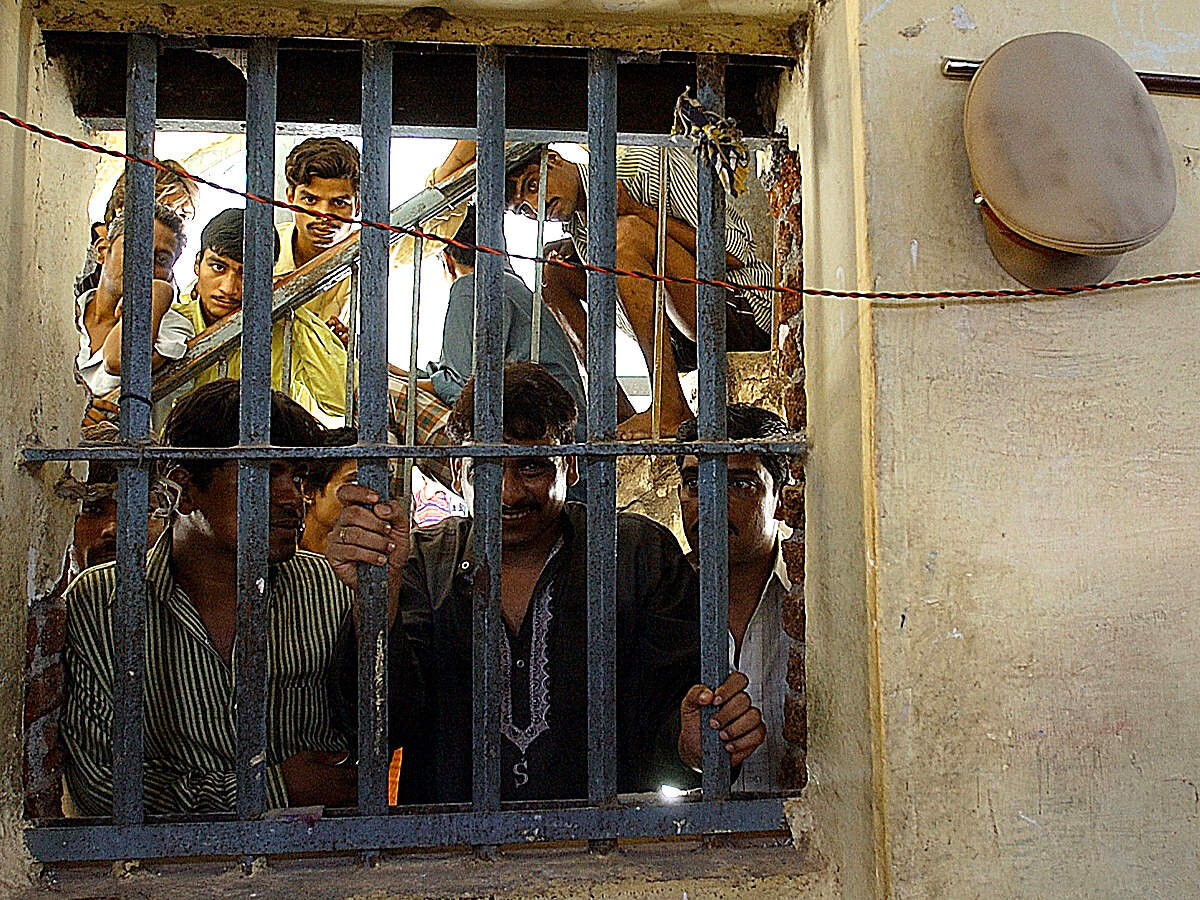 All about indian jails