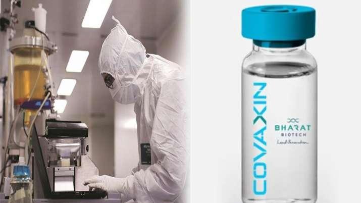 corona vaccine update India