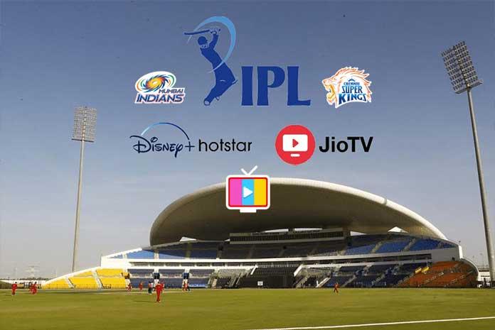 watch IPL 2020 free online