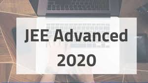JEE Advance 2020