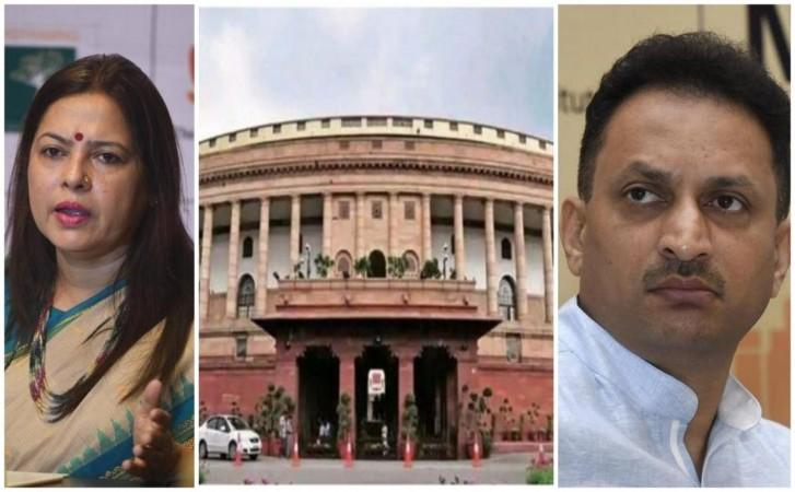 monsoon session parliament today