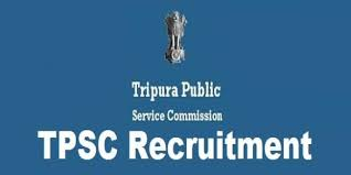 Tripura PSC Recruitment 2020