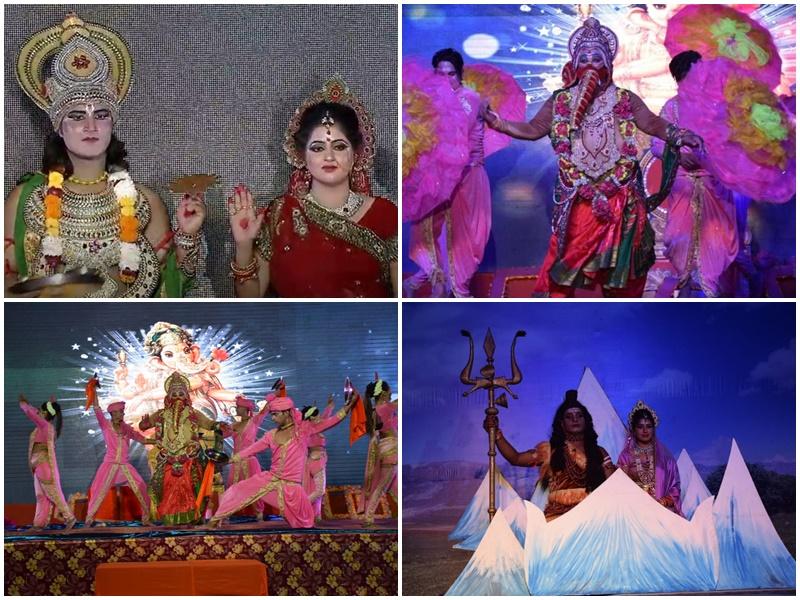 Ramleel in Ayodhya