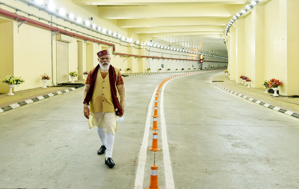 atal tunnel news