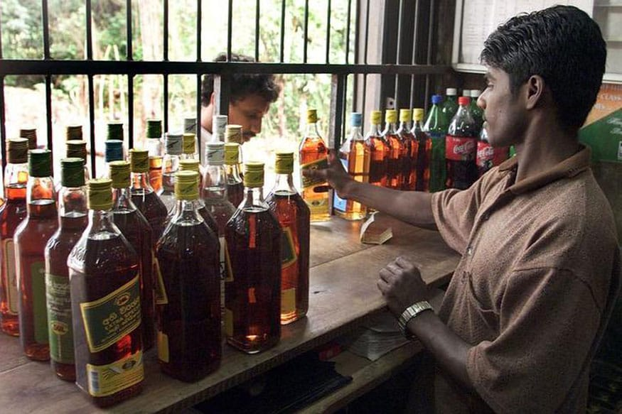 4898most alcohol consuming state