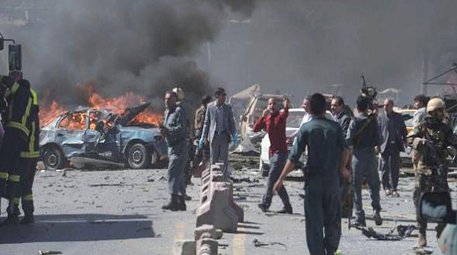 kabul suicidal attack