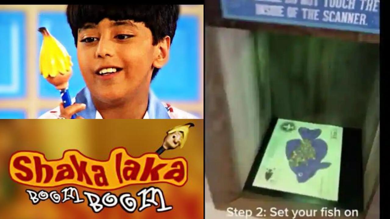 device like shaka laka boom boom discovered