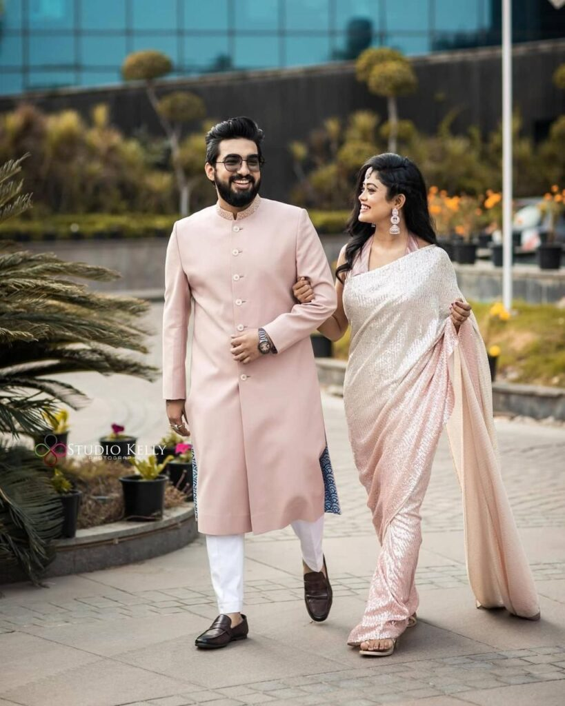bollywood composers Sachet and Parampara got engaged