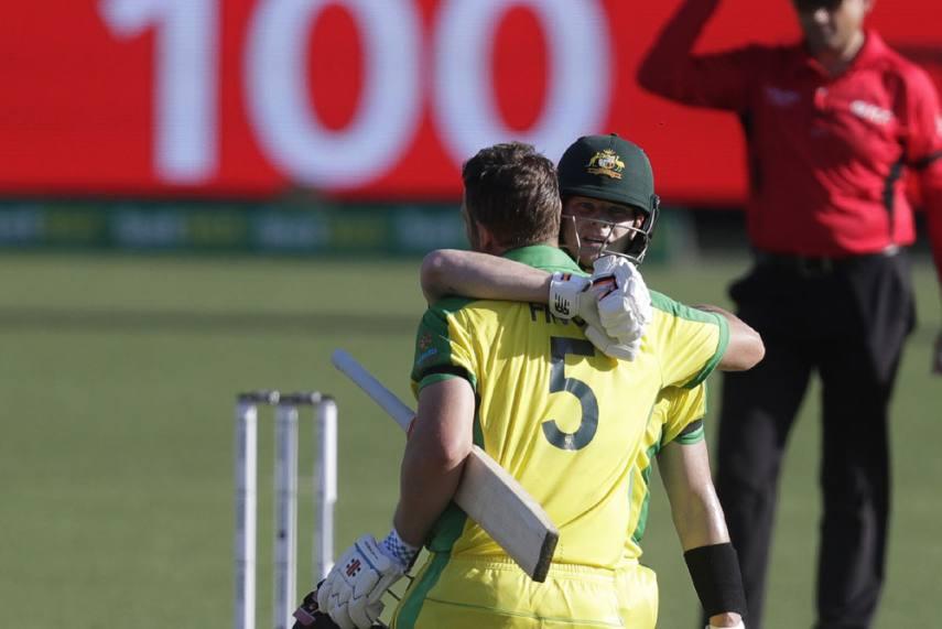AUS vs IND ODI