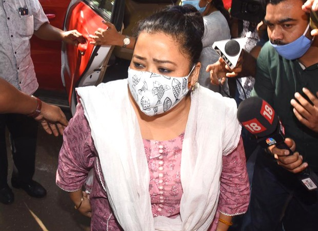 bharti singh arrested