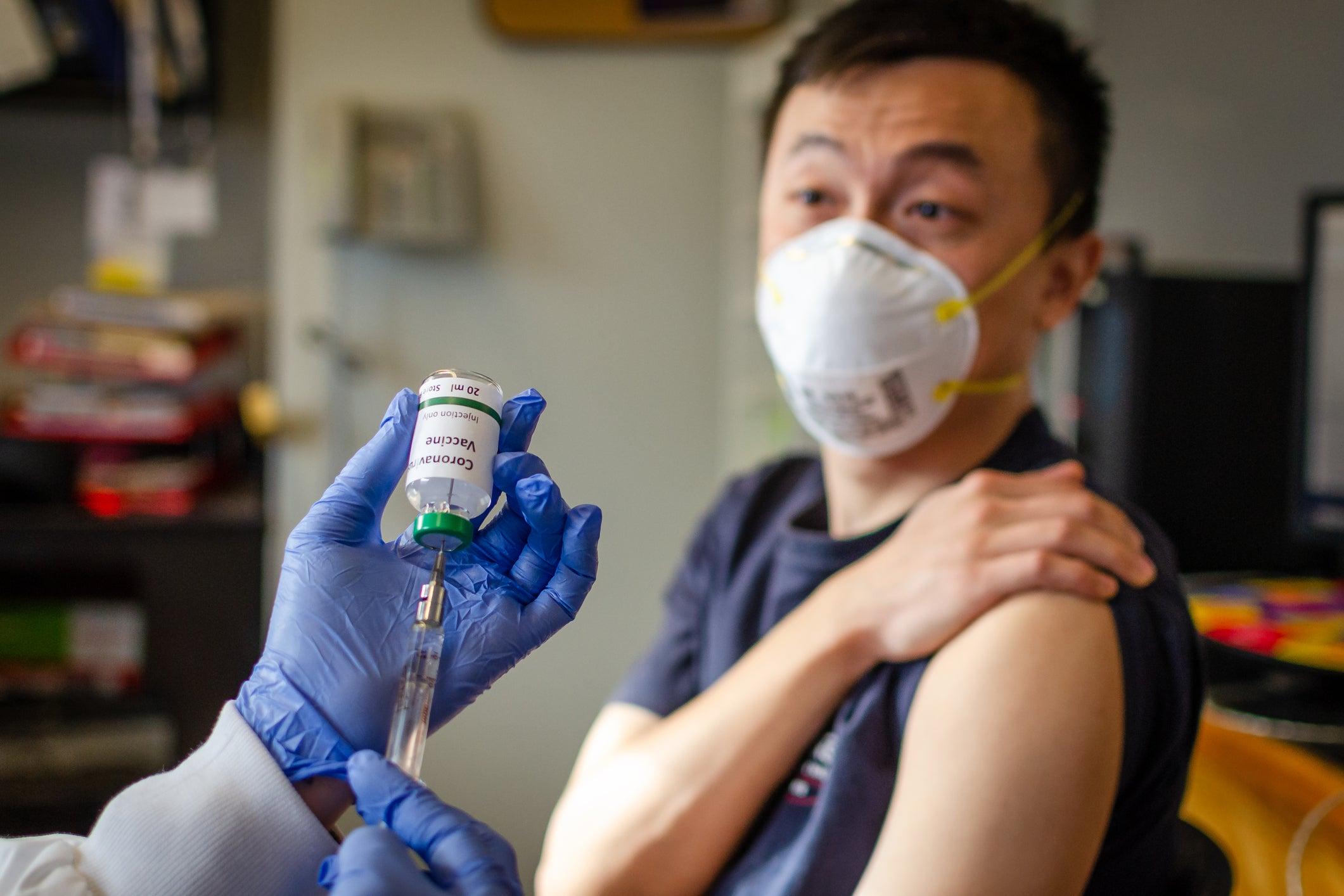 corona vaccine updates