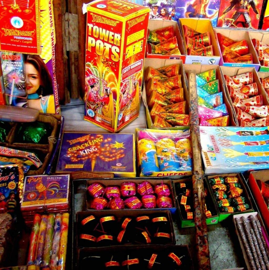 Ban on Crackers in India