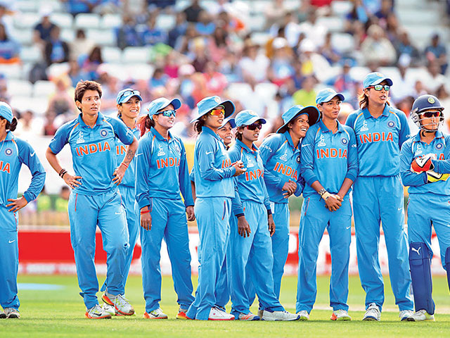 women's team in commonwealth games