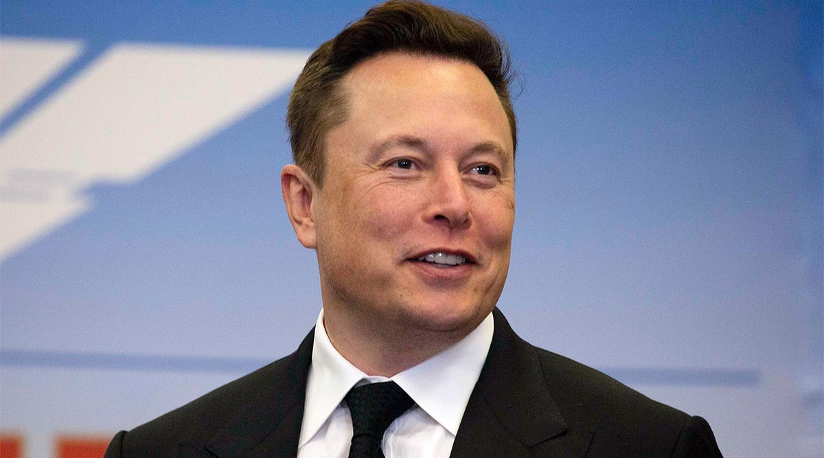 Elon Musk becomes world's second richest person