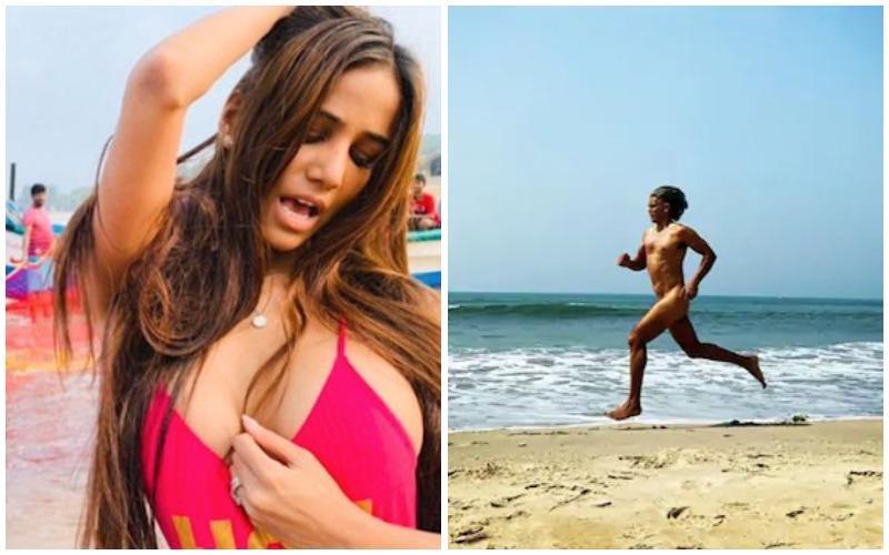 Milind soman nude photoshoot