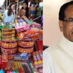 madhya pradesh bans chinese fire crackers