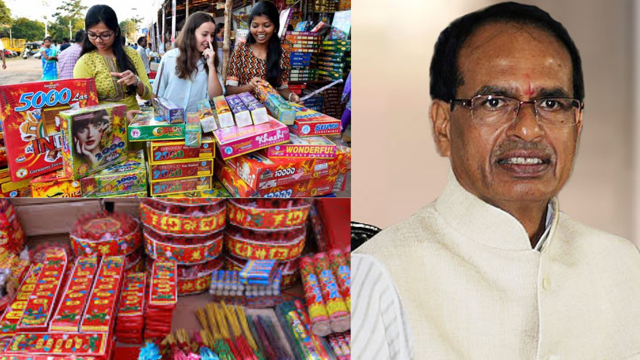 madhya pradesh bans chinese fire crackers