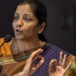 INDIAN GDP FELL BY 7.5 PERCENT