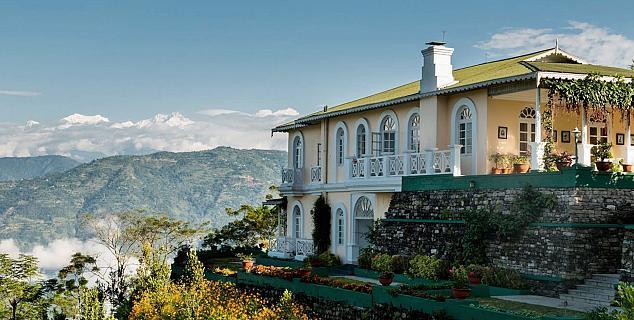 Glenburn Tea Estate and Boutique Hotel, Darjeeling