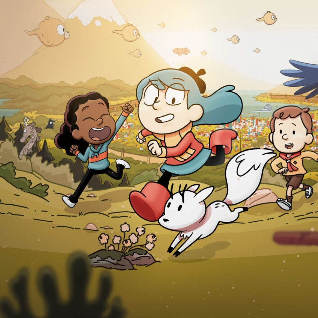 Hilda Season 3 Release Date