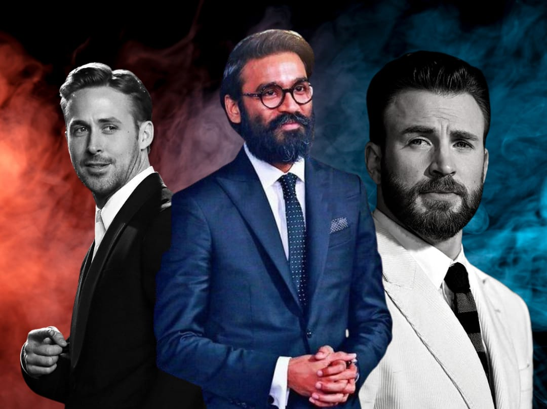 Avengers maker Ruso Brothers cast Dhanush along with Chris Evans and Ryan Goslings in the upcoming movie project named - The Gray Man