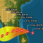 चक्रवात निवार के बाद अब Cyclone Burevi के आने की आशंका