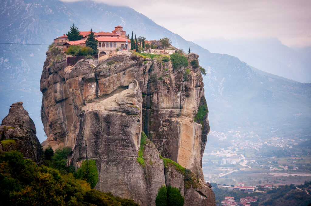 World's most dangerous tourist places: Meteora