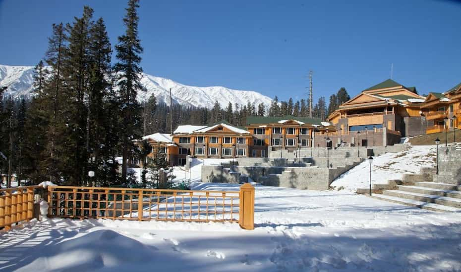 The Khyber Himalayan Resort and Spa, Kashmir