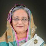 Sheikh Hasina PM of Bangladesh
