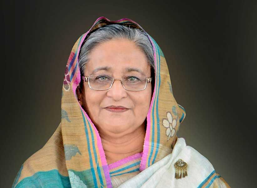 Sheikh Hasina PM of Bangladesh