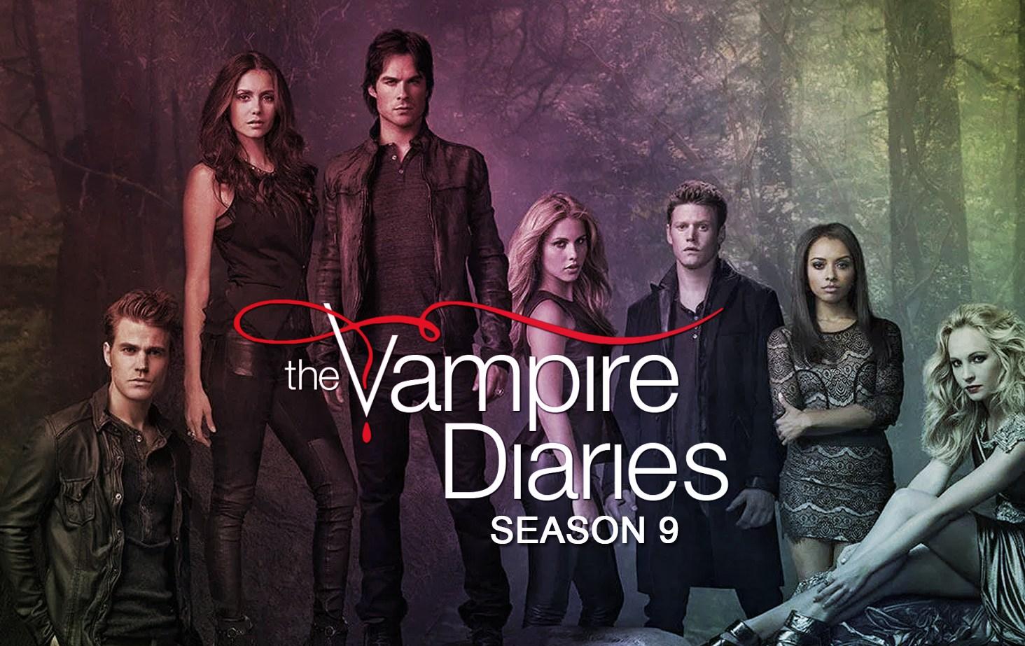 The Vampire Diaries Season 9 Release Date