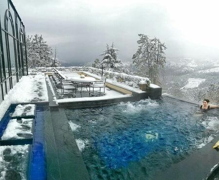 Wildflower Hall, Shimla- inside view