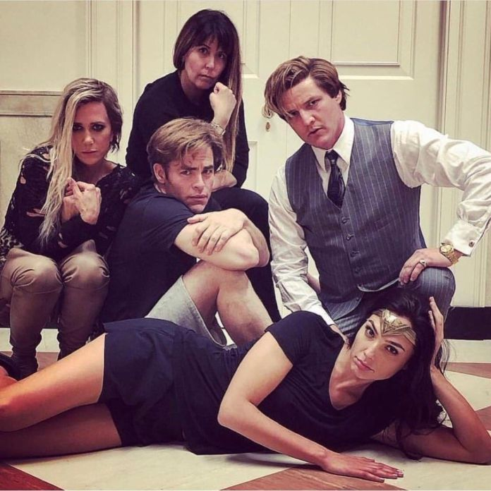 Wonder Woman 3 Cast