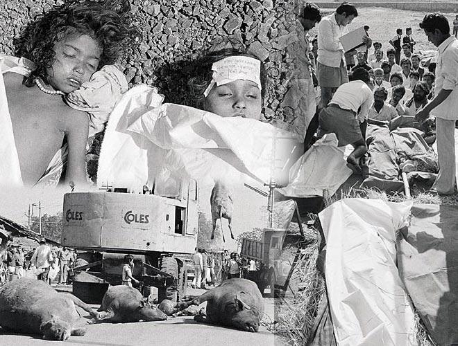 1984 Bhopal Gas Tragedy